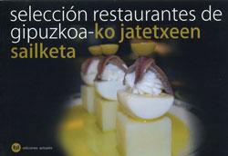 Solar de Urbezo con los restaurantes de Guipúzcoa