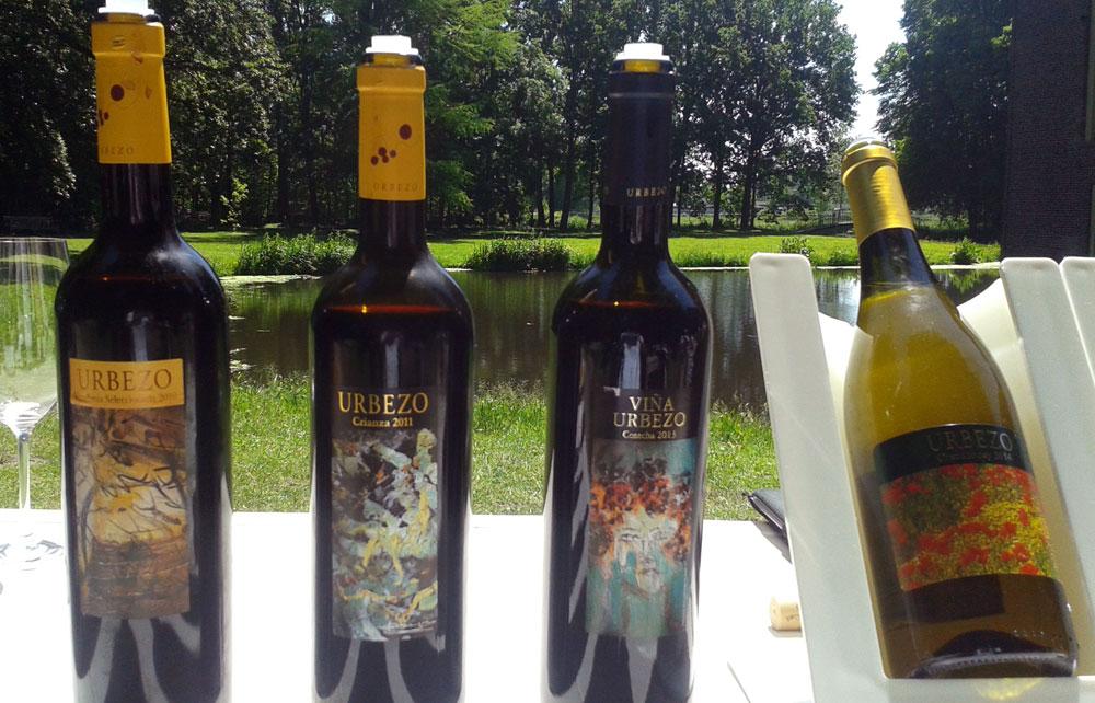 Summer wine tastings in The Netherlands