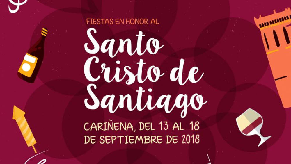Santiago Gracia será el pregonero de las próximas Fiestas de Cariñena