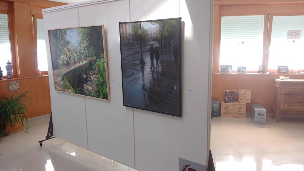 Premios de pintura del Ayuntamiento de Cariñena
